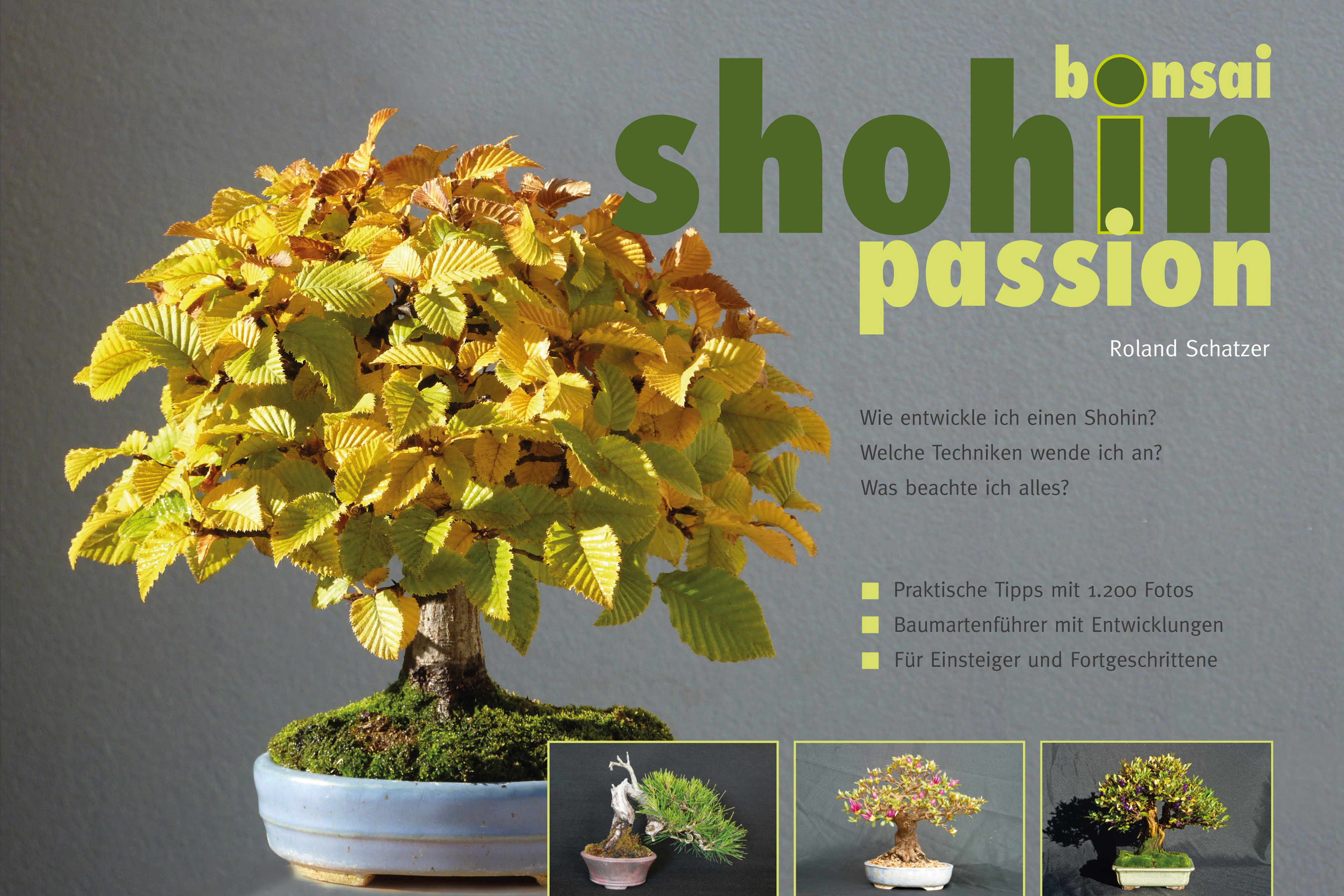 Bonsai Shohin Passion Europe
